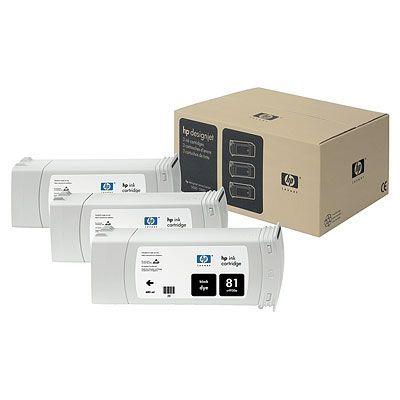 Картридж HP 81 Black/Черный (C5066A)