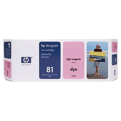 Картридж HP 81 Magenta/Пурпурный (C4935A)