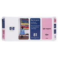 HP 81 Печатающая головка Magenta/Пурпурный (C4955A)