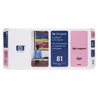 HP 81 ���������� ������� Magenta/��������� (C4955A)