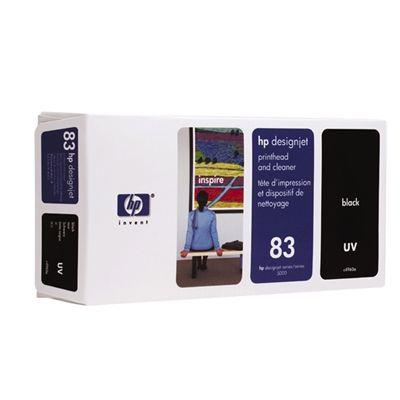 HP ���������� ������� 83 Black/������ (C4960A)