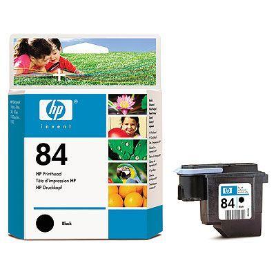 Печатающая головка HP 84 Black/Черный (C5019A)