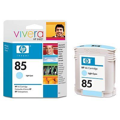 ��������� �������� HP HP 85 69-ml Light Cyan Ink Cartridge C9428A