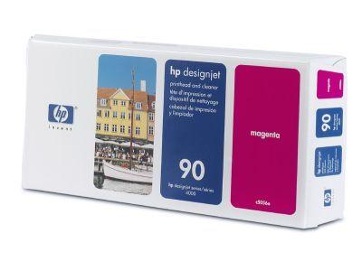 HP 90 Печатающая головка Magenta/Пурпурный (C5056A)