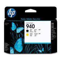 HP Печатающая головка 940 Black/Yellow-Черный/Желтый (C4900A)