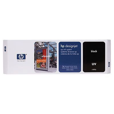 Расходный материал HP Designjet cp 410-ml Black uv Ink System C1892A