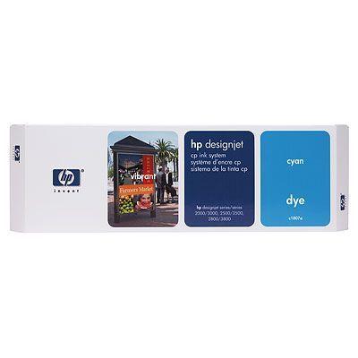 ��������� �������� HP Designjet cp 410-ml Cyan Dye Ink System C1807A