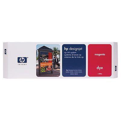 Расходный материал HP Designjet cp 410-ml Magenta Dye Ink System C1808A