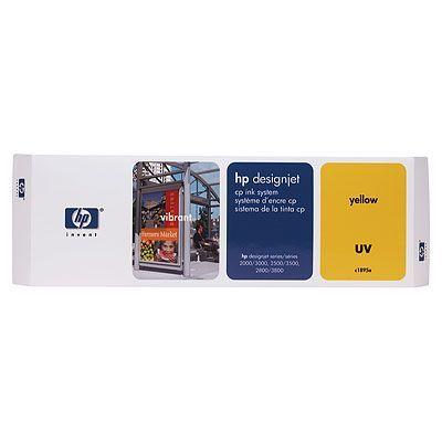 Расходный материал HP Designjet cp 410-ml Yellow Dye Ink System C1809A