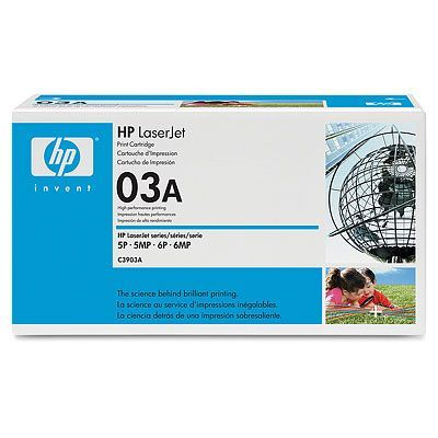 ��������� �������� HP LaserJet C3903A Black Print Cartridge C3903A