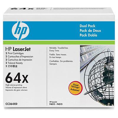 �������� HP Black/������ (CC364XD)