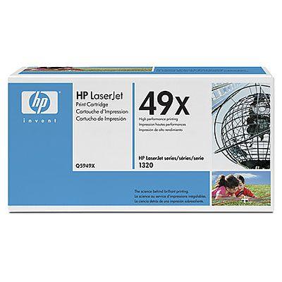Картридж HP Black/Черный (Q5949XD)
