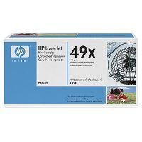 �������� HP Black/������ (Q5949XD)