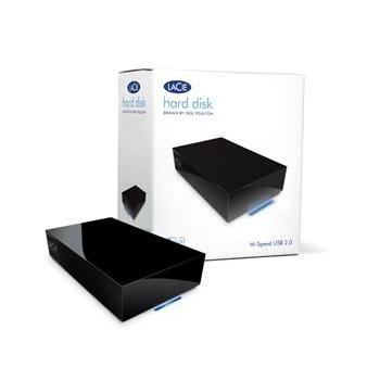 ������� ������� ���� LaCie Desktop Hard Drive by Neil Poulton 1000GB 301881EK