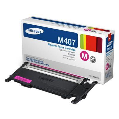 Samsung �����-�������� ��������� (Magenta) CLT-M407S/SEE