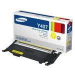 Тонер-картридж Samsung Yellow/Желтый (CLT-Y407S/SEE)