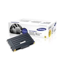 Расходный материал Samsung CLP-510/510N Yellow Toner Cartridge CLP-510D5Y