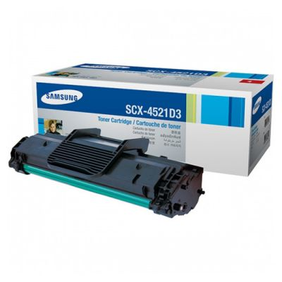 Samsung Тонер-картридж Черный SCX-4521D3/SEE