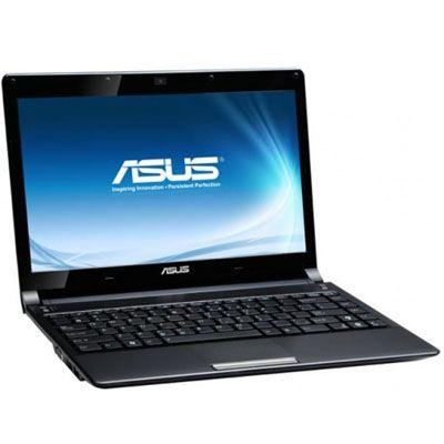 Ноутбук ASUS U35Jc i3-370M Windows 7 /4Gb /500Gb (Black)