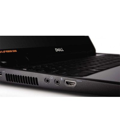 Ноутбук Dell Inspiron N7010 i5-460M Black 210-33422-001