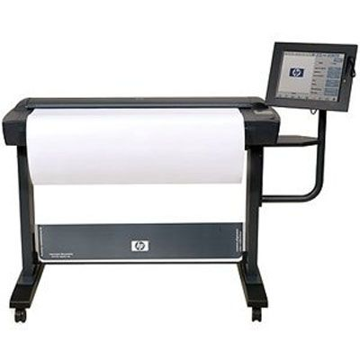 Сканер HP Designjet HD CQ654A