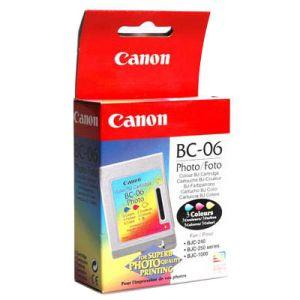 Расходный материал Canon Картридж BC-06 Photo bj Cartridge 0886A002