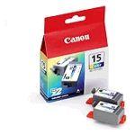 Картридж Canon BCI-15 Color/Трехцветный (8191A002)