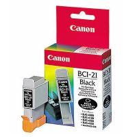 Картридж Canon BCI-21 Black/Черный (0954A002)