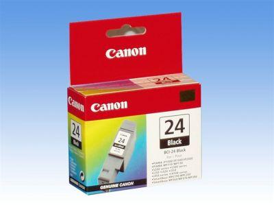 Расходный материал Canon Картридж Canon BCI-24 Black 6881A002