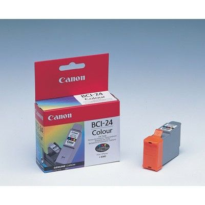 Расходный материал Canon Картридж Canon BCI-24 Color 6882A002