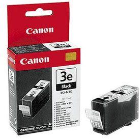 Картридж Canon BCI-3e Bk Black/Черный (4479A002)