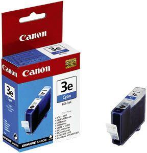 Картридж Canon BCI-3e Cyan/Зеленовато-голубой (4480A002)