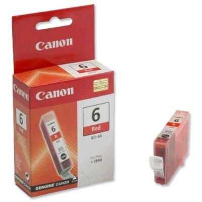 ��������� �������� Canon �������� ������� Canon BCI-6 R Red 8891A002