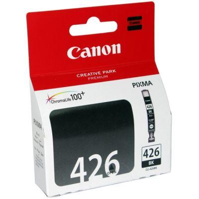 Картридж Canon CLI-426BK Black/Черный (4556B001)