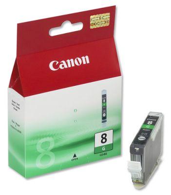 ��������� �������� Canon �������� Canon bj cartridge CLI-8 green emb 0627B024