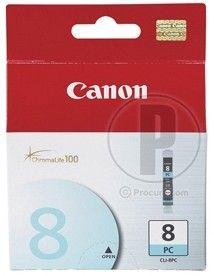 Расходный материал Canon Картридж Canon bj cartridge CLI-8PC emb 0624B024