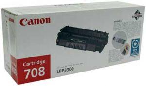 Картридж Canon 708/LBP3300 Black/Черный (0266B002)