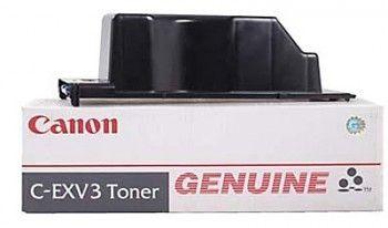 Тонер-картридж Canon C-EXV 3 Black/Черный (6647A002)