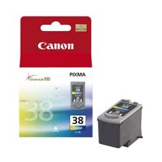 Расходный материал Canon Картридж Canon CL-38 bl eur sec 2146B003