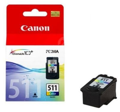 Расходный материал Canon Картридж Canon CL-511 chromalife pack 2972B008