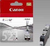 Расходный материал Canon Картридж Canon CLI-521 bk bl eur sec 2933B005