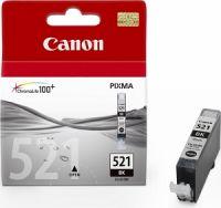 Картридж Canon CLI-521 BK IJ Black/Черный (2933B004)