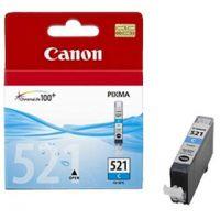 Картридж Canon CLI-521 C IJ Cyan/Синий (2934B004)