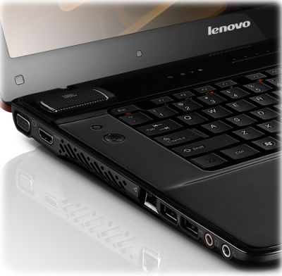 Ноутбук Lenovo IdeaPad Y460A1-P603G500B1-B 59046338 (59-046338)