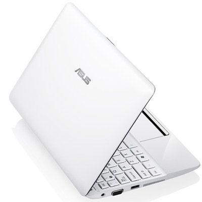 Ноутбук ASUS EEE PC 1015PN Windows 7 (White) 90OA2VBJ52169A7E33EQ