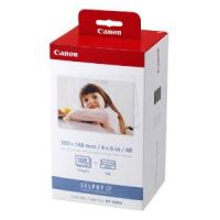 Расходный материал Canon dsc cp paper KP-108IN (Бумага + картридж) 3115B001