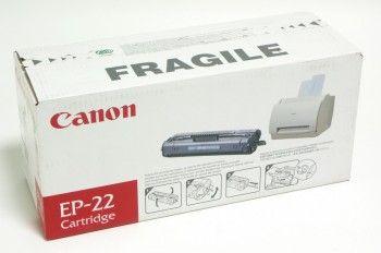 Картридж Canon EP-22 Black/Черный (1550A003)