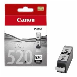 Расходный материал Canon Картридж Canon PGI-520 bk bl eur sec 2932B005