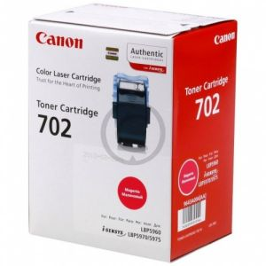 Картридж Canon 702 M Magenta/Пурпурный (9643A004)