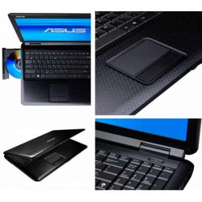 Ноутбук ASUS K50C Cel220 Windows 7 Home Basic /2Gb /320Gb